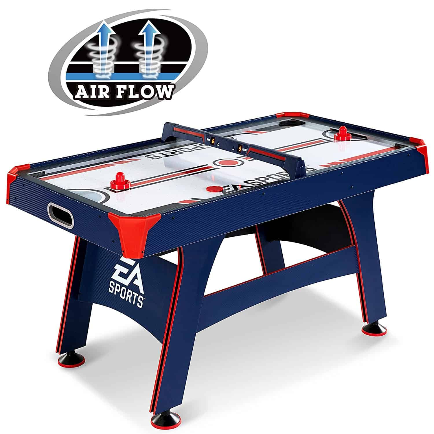 EA Sports 60 Inch Air Powered Hockey.