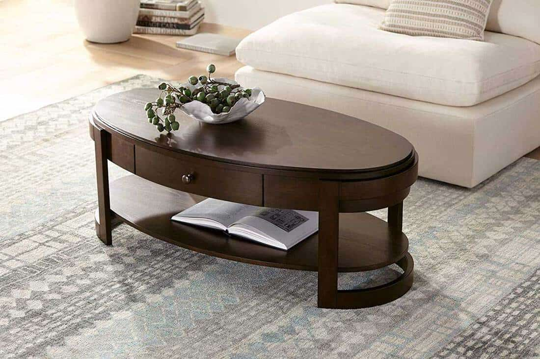18 Traditional Dark Wood Coffee Tables Ideas You Should See Home
