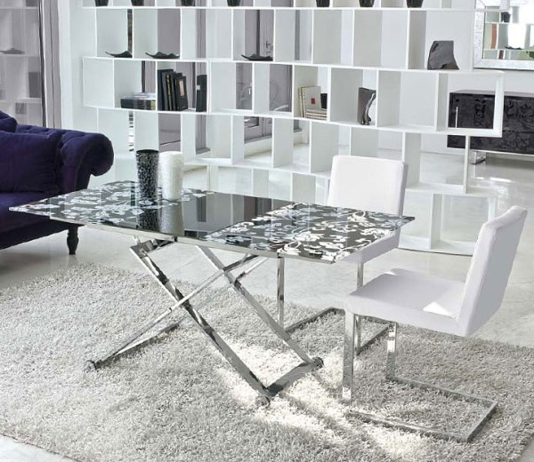 Amazing Space Saving Coffee Tables That Convert Into A Dining