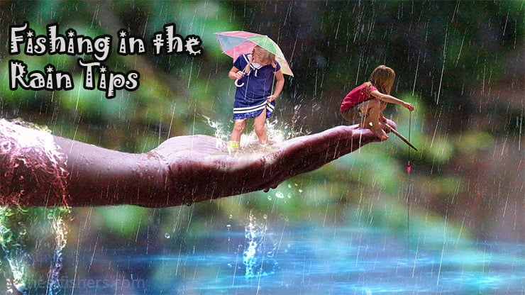 Fishing in the Rain Tips Details