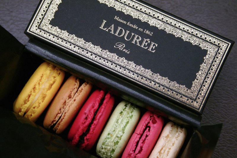 Macroons in Paris
