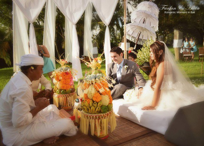 Wedding at Alila Ubud