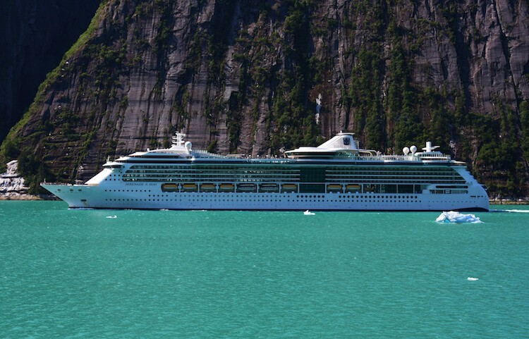 alaska honeymoon cruise