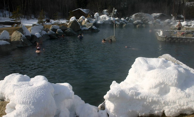 Chena Hot Springs