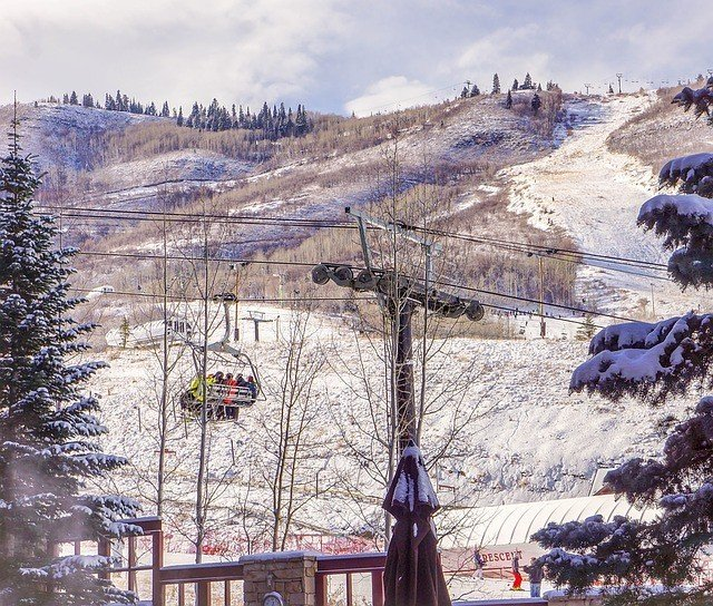 Park City, Utah, USA honeymoon spot