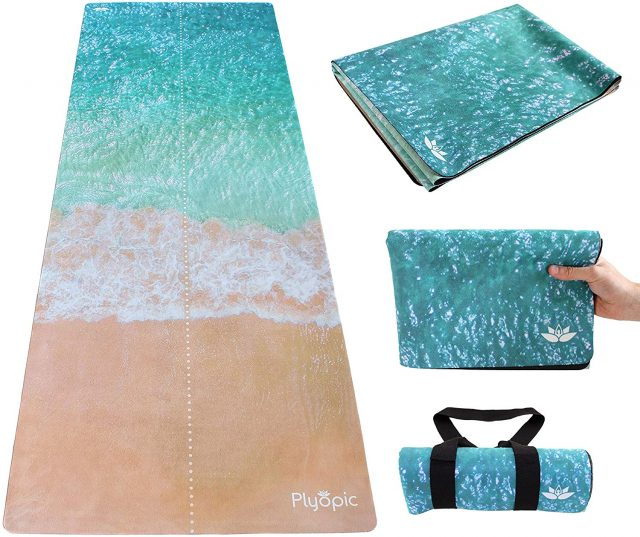 9 Yoga Mats Perfect For Travel