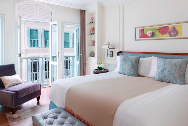 InterContinental Singapore_Heritage Suite
