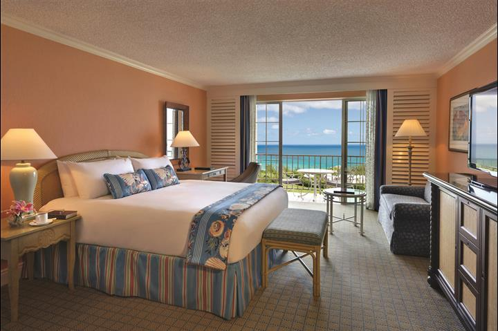 honeymoon resort hotel room in bermuda