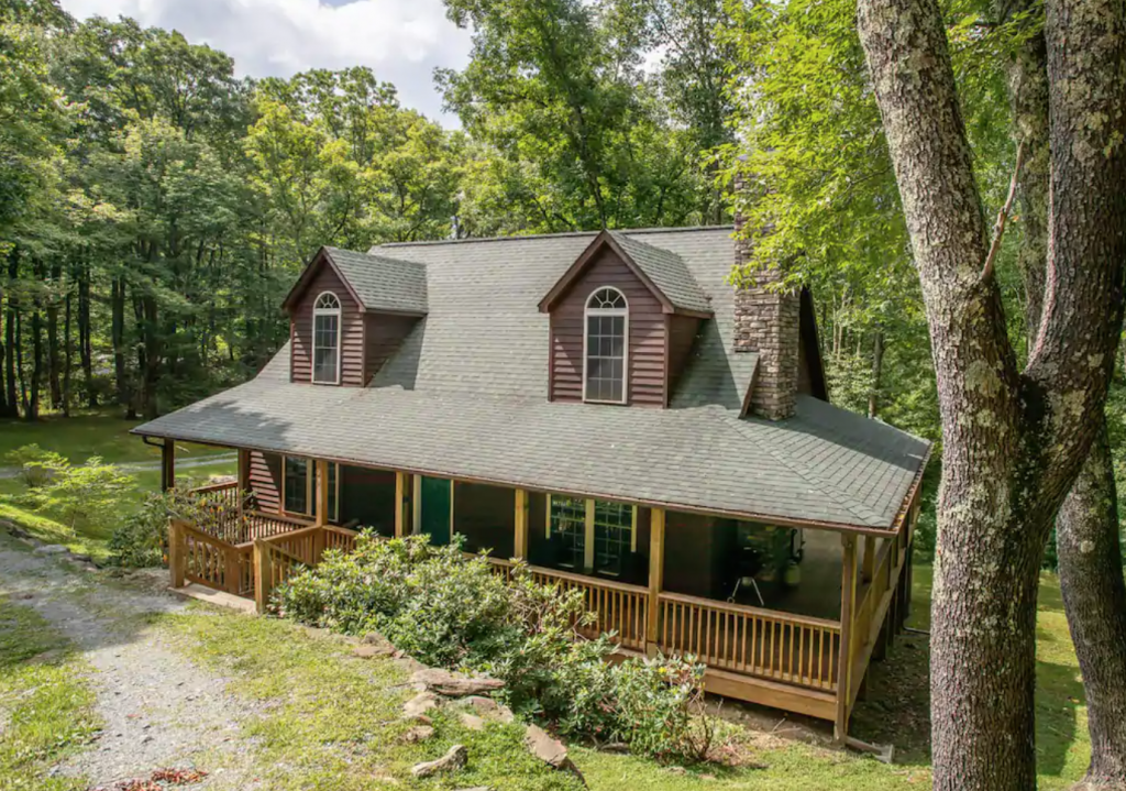 Luxury Private Cabin 30 Minutes From Boone