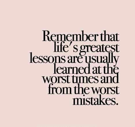 Quotes On Mistakes 1