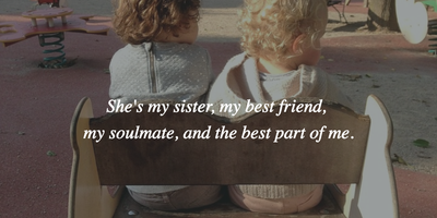 Meaningful Sister Quotes 5