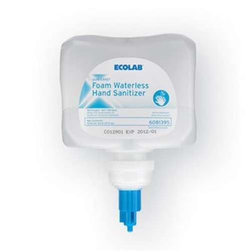 Ecolab Foam Hand Sanitizer Quick Click 1000ml Each Model