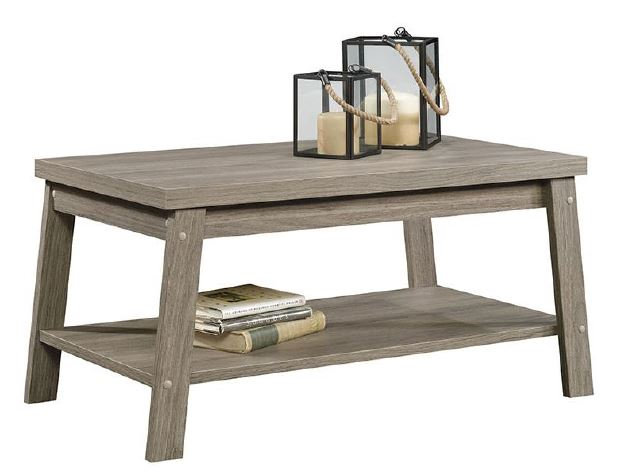 Mainstays Logan Coffee Table Multiple Finishes Walmart Com