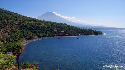 Jemeluk Bay, a real small piece of heaven In Amed, East Bali