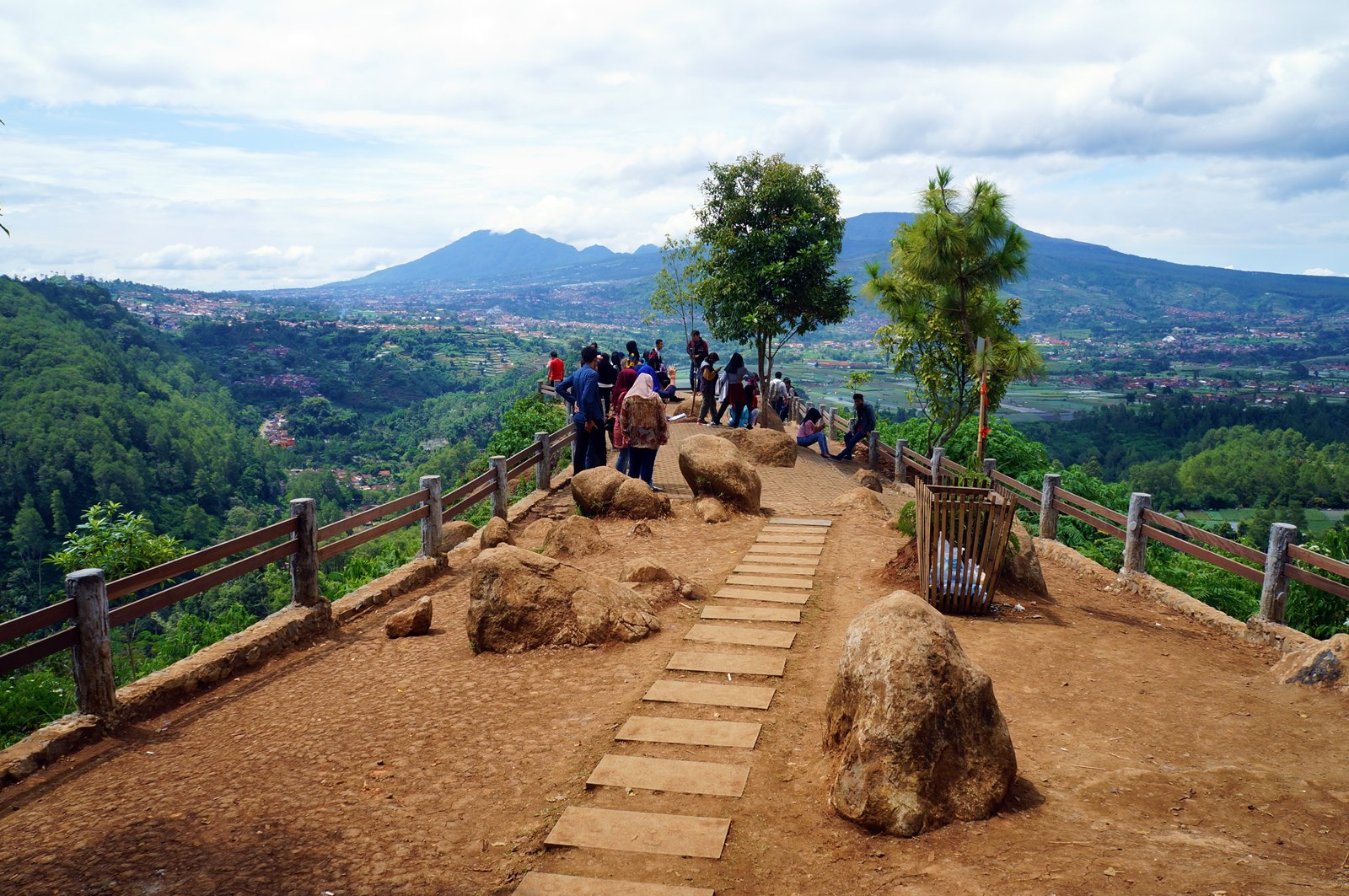 Tebing Keraton soon to be most popular destination to visit in Bandung.