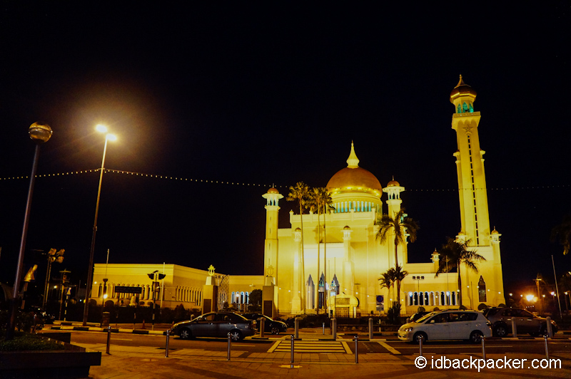 Sultan Omar All Saifuddien Mosque