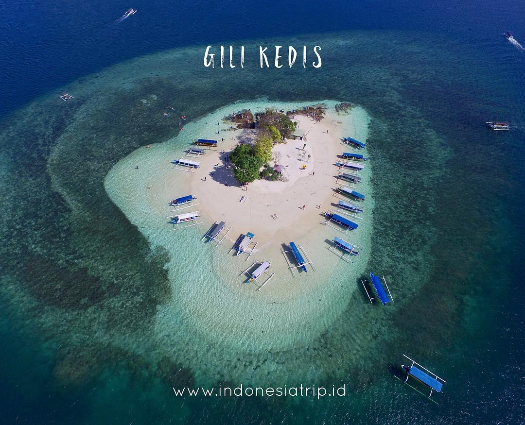 Visit Gili Kedis, Small But Beautiful Island Near Lombok