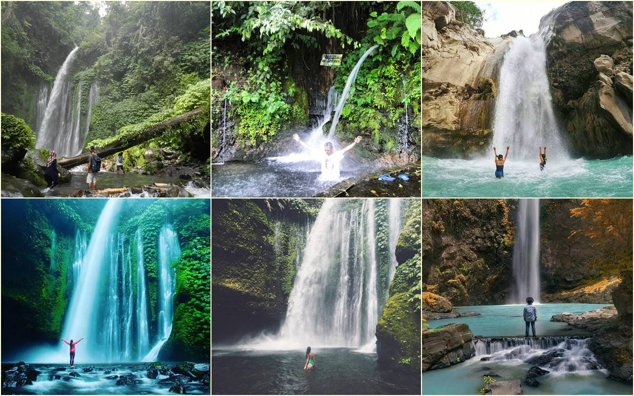 7 Hidden Waterfall In Lombok You Must Visit For Your Adventure Holiday!