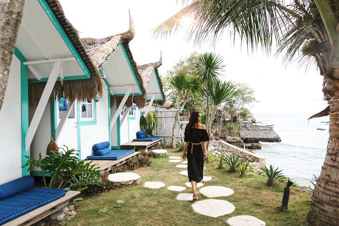Le Pirate Beach Club! via @myindogirl