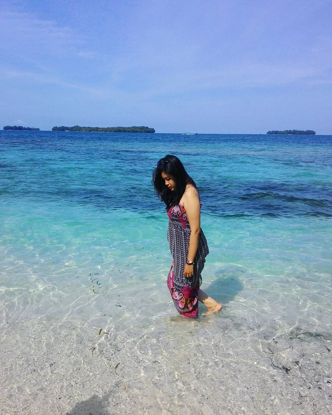 10. Thousand Islands Jakarta day trip Destination : Bira Island! via @claffrodytaa