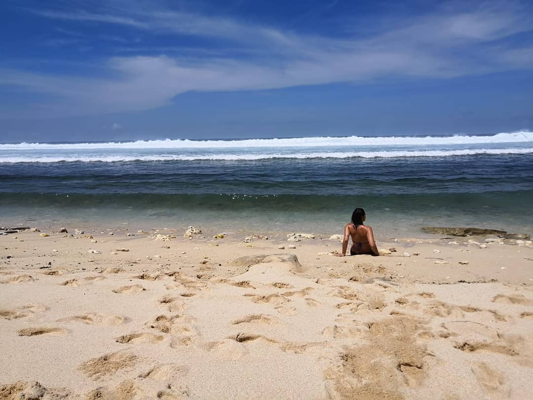 2. Nyang Nyang Bali secret beach. via @alixtr