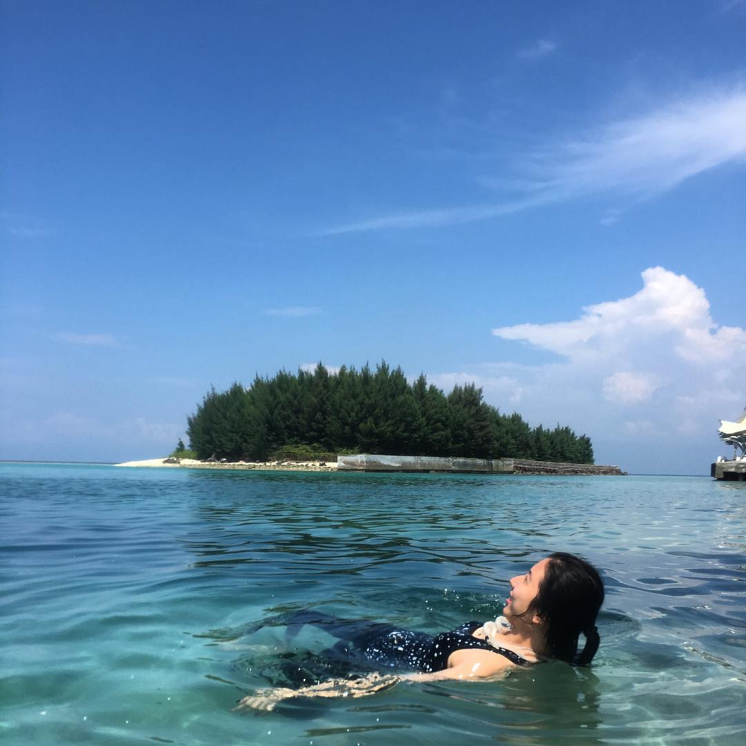 4. Thousand Islands Jakarta day trip Destination : Tidung Island! via @gisela_nessie