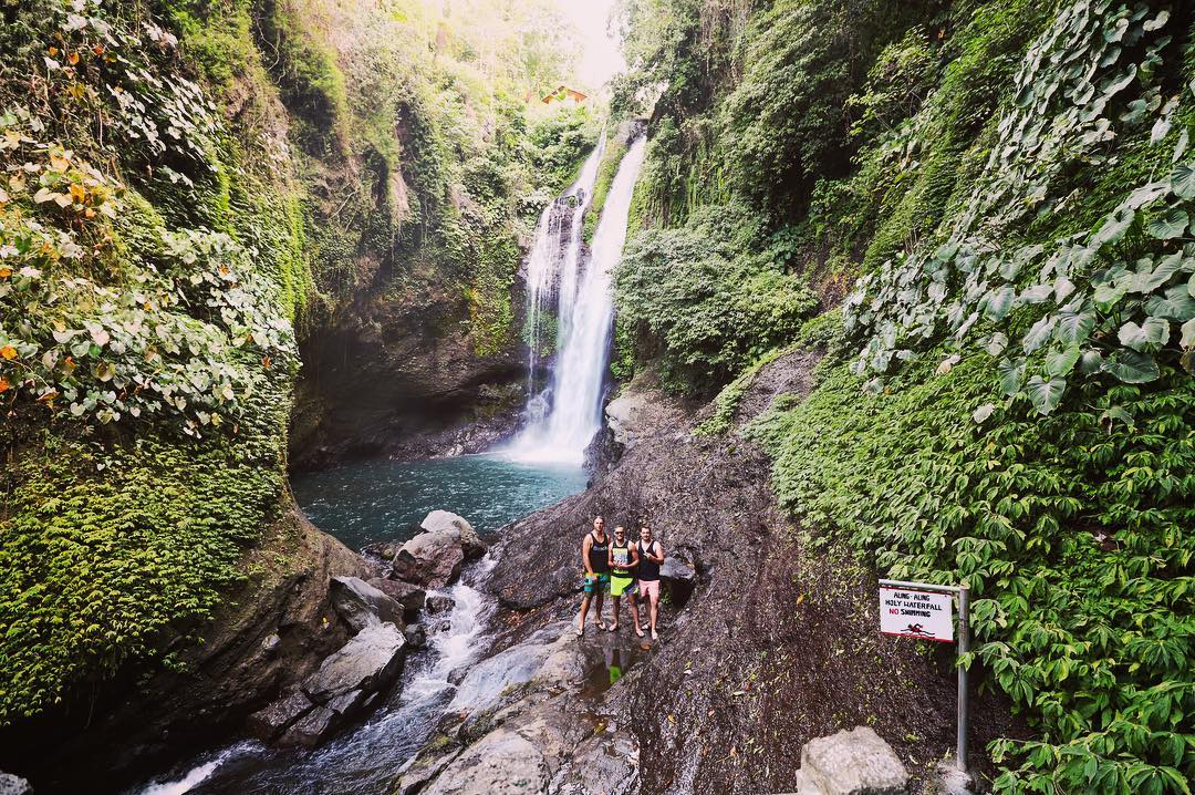Aling Aling Waterfall Bali Complete Guide For Tourist! via @padde