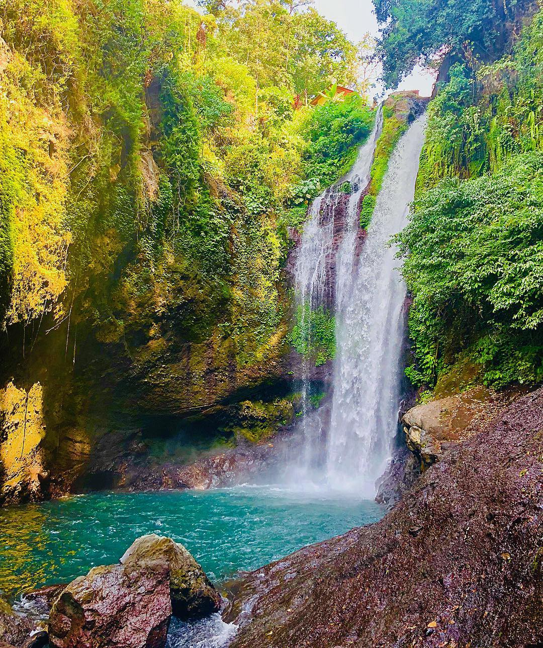 Aling-Aling Waterfall Bali Complete Guide For Tourist. via @marky_joven