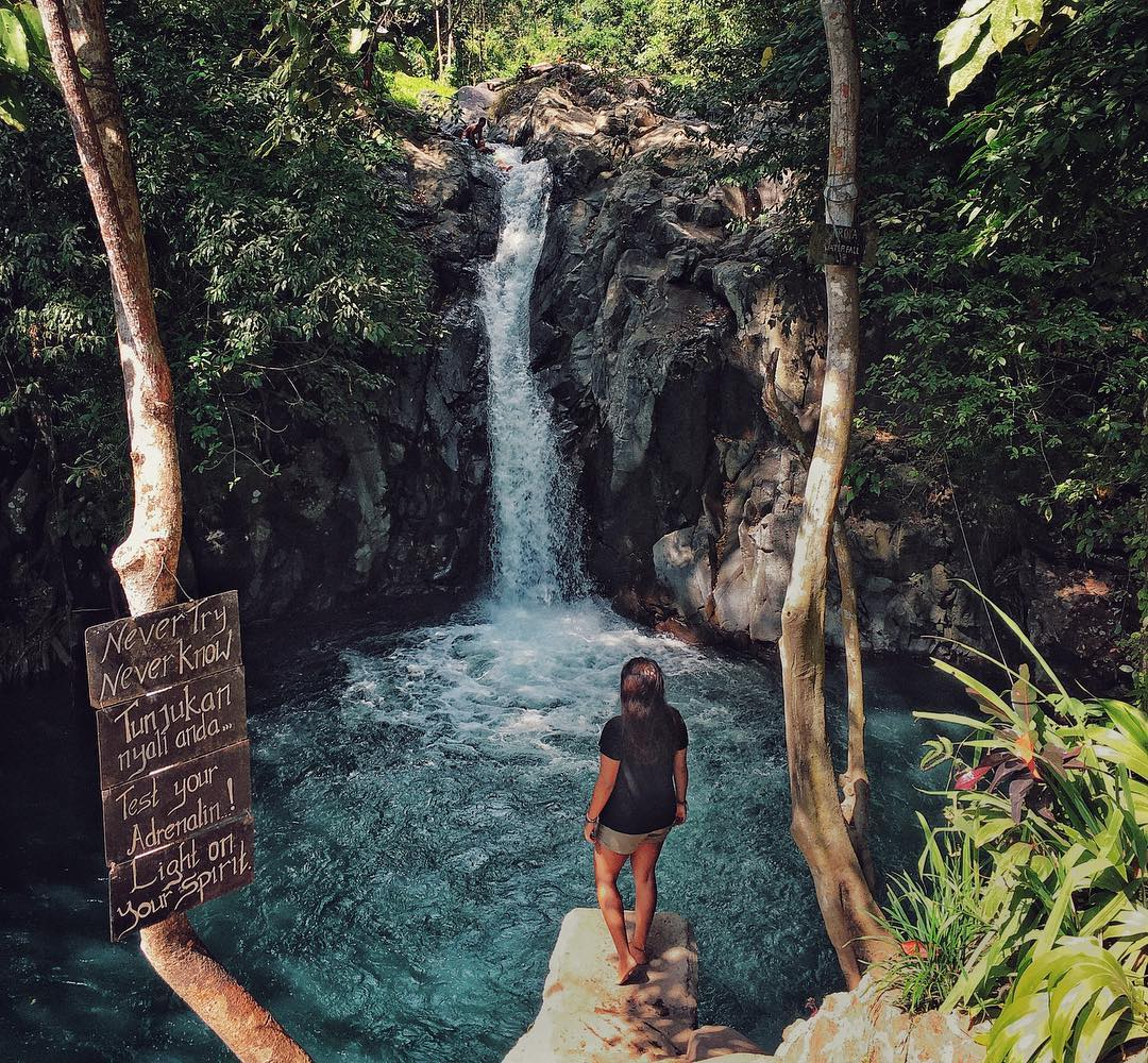 Aling Aling Waterfall Bali Complete Guide For Tourist. via @where_is_la_kristy