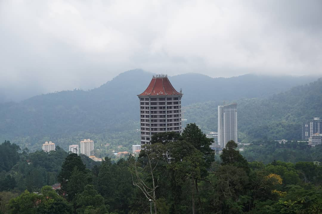 Genting Highland,One of Best Tourist Attractions In Malaysia