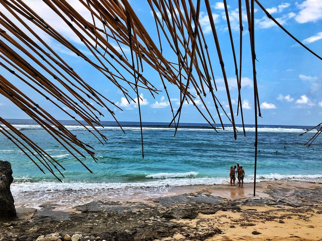 How to go to Karma Kandara Beach Bali! via @aashnabanaik