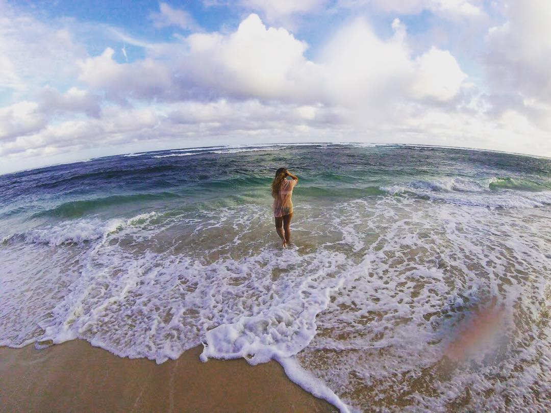 If you are looking for Bali hidden beach, you should visit this Green Bowl beach! @adka_smreko