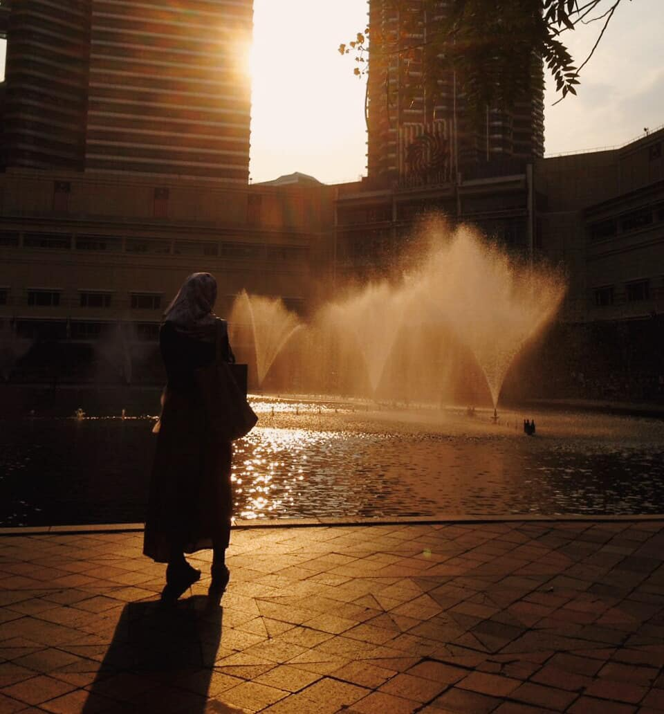 Tourist Attractions In Malaysia KLCC Park