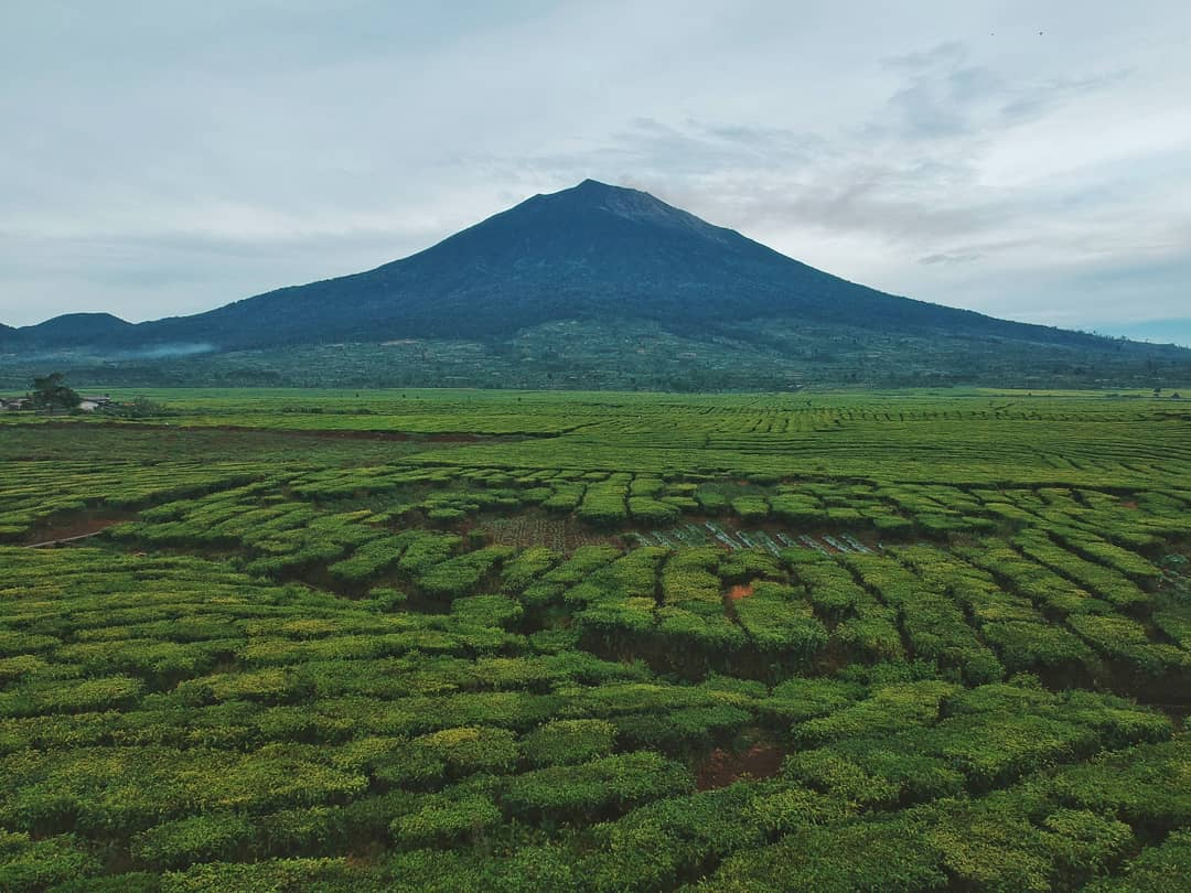 Mount Kerinci, Feel top of the highest volcano on The Archipelago
