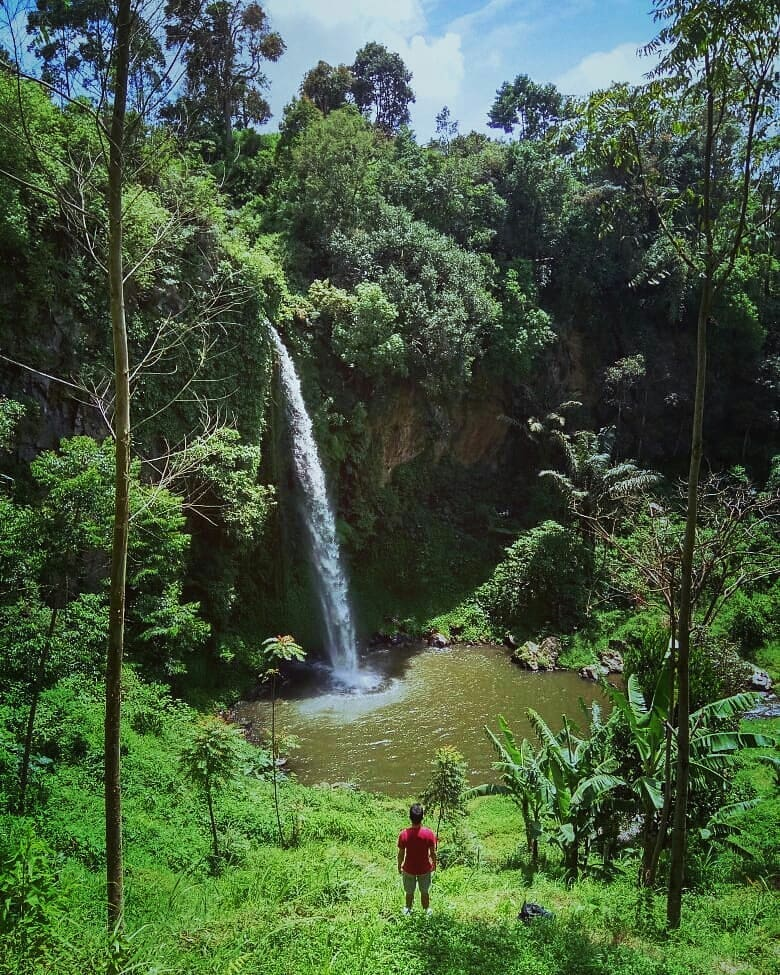 Curug Bugbrug Bandung Things To Do : Explore 61 Best Bandung Tourist Attraction!