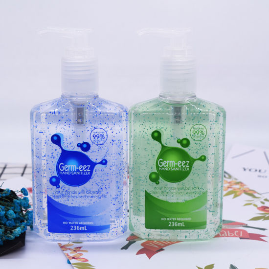China Hand Sanitizer Gel With Moisturising Beads Aloe Vera Essence