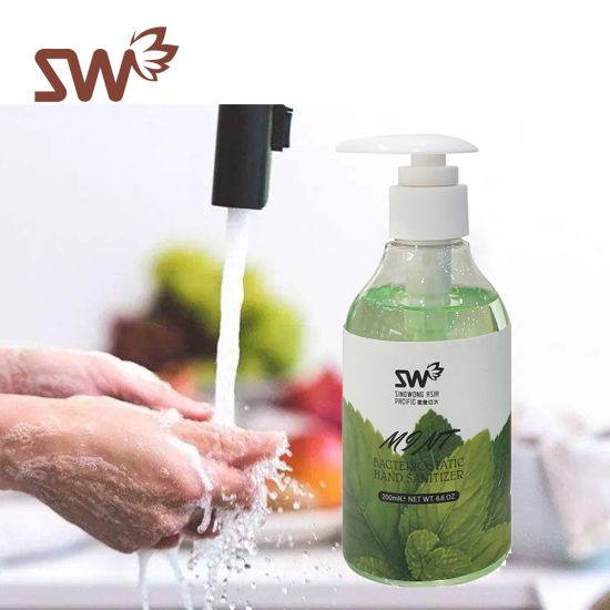 China Portable Waterless Antiseptic Liquid Hand Sanitizer For Hand