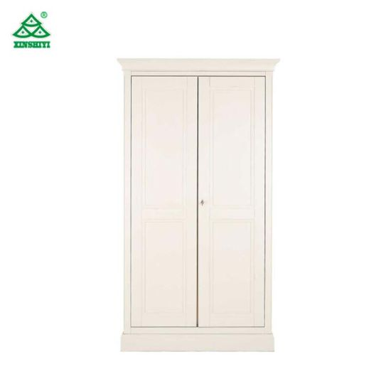 Chine Laque Blanc Chambre Armoire Penderie Armoire Placard