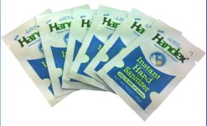 China Hand Sanitizer Sachet China Hand Sanitizer Sachet Hand
