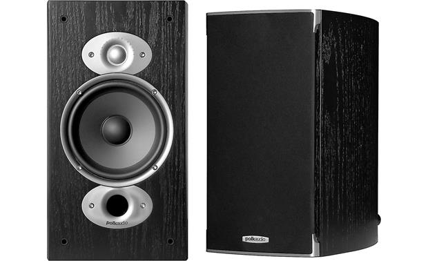 Polk Audio RTi A3 Black Wood Veneer