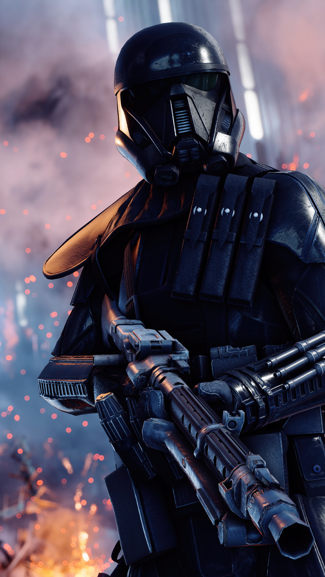death trooper star wars battlefront ii ih