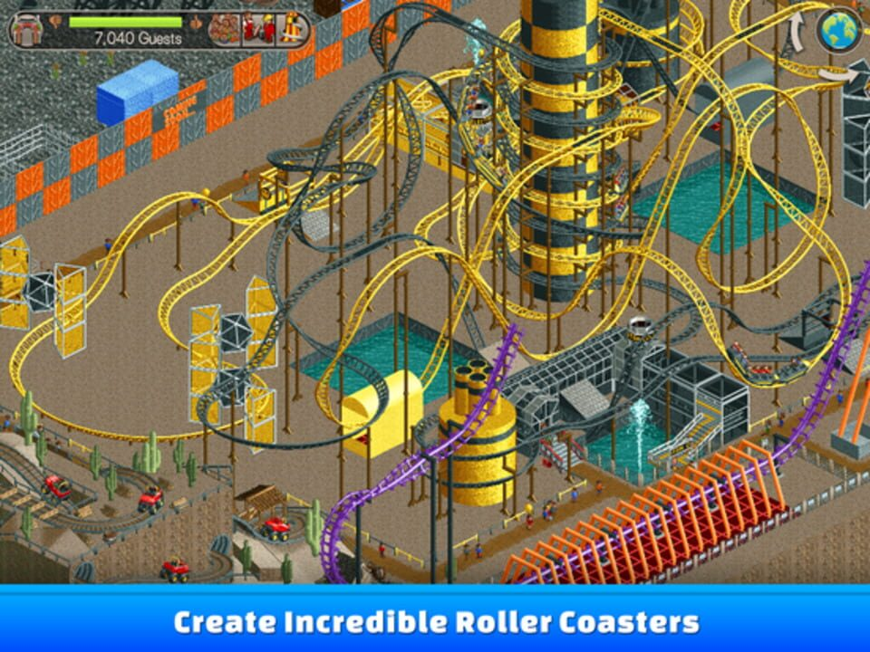 RollerCoaster Tycoon Classic