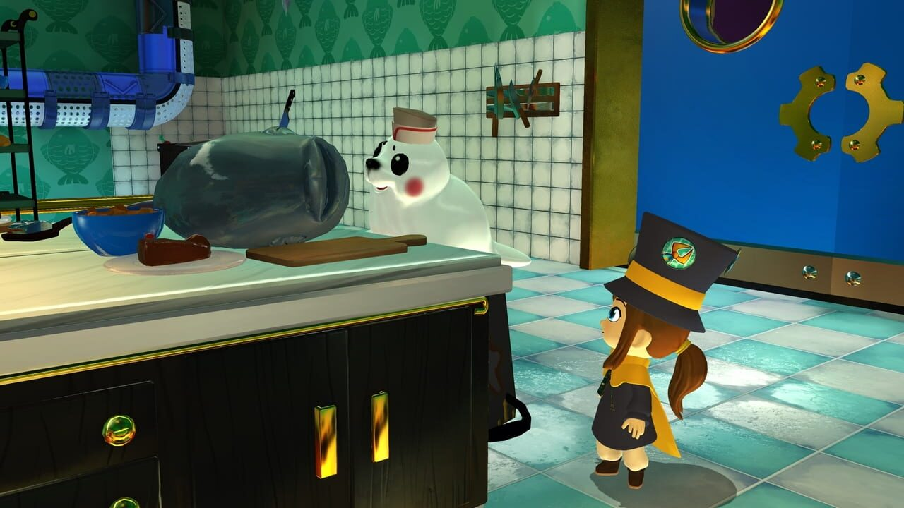 A Hat in Time: Seal the Deal