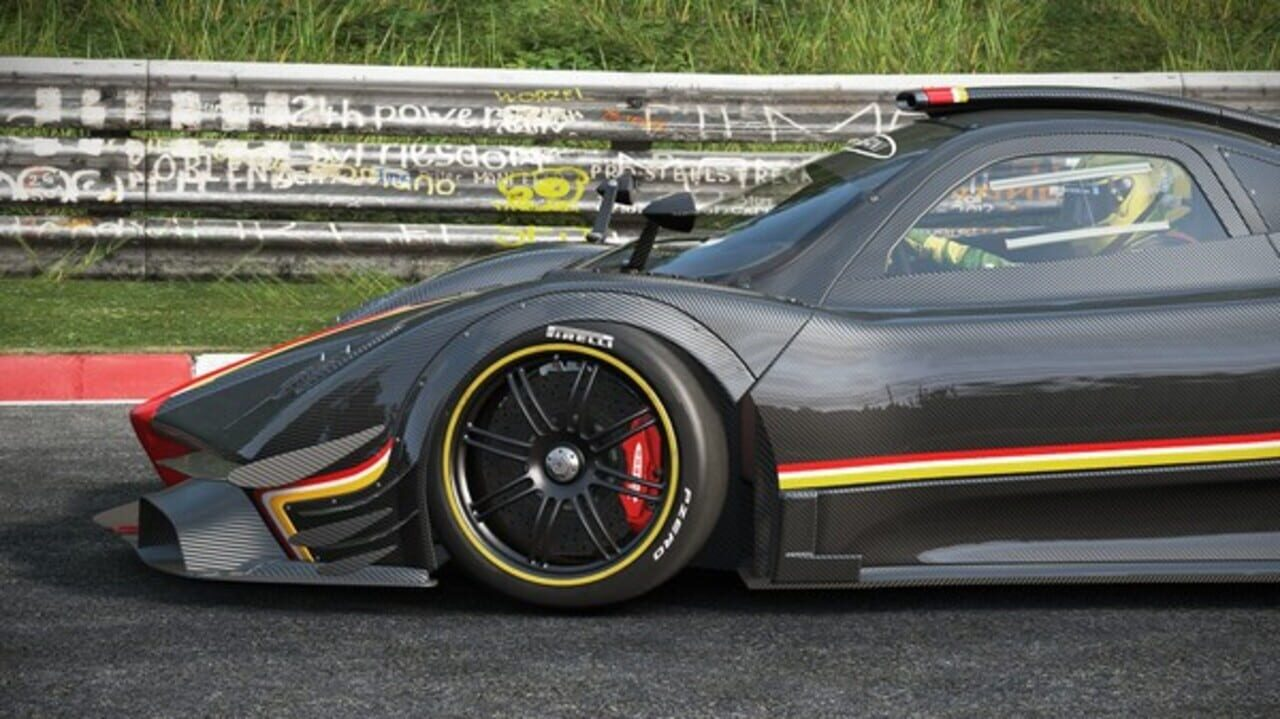 Project CARS: Pagani Nürburgring Combined Track Expansion