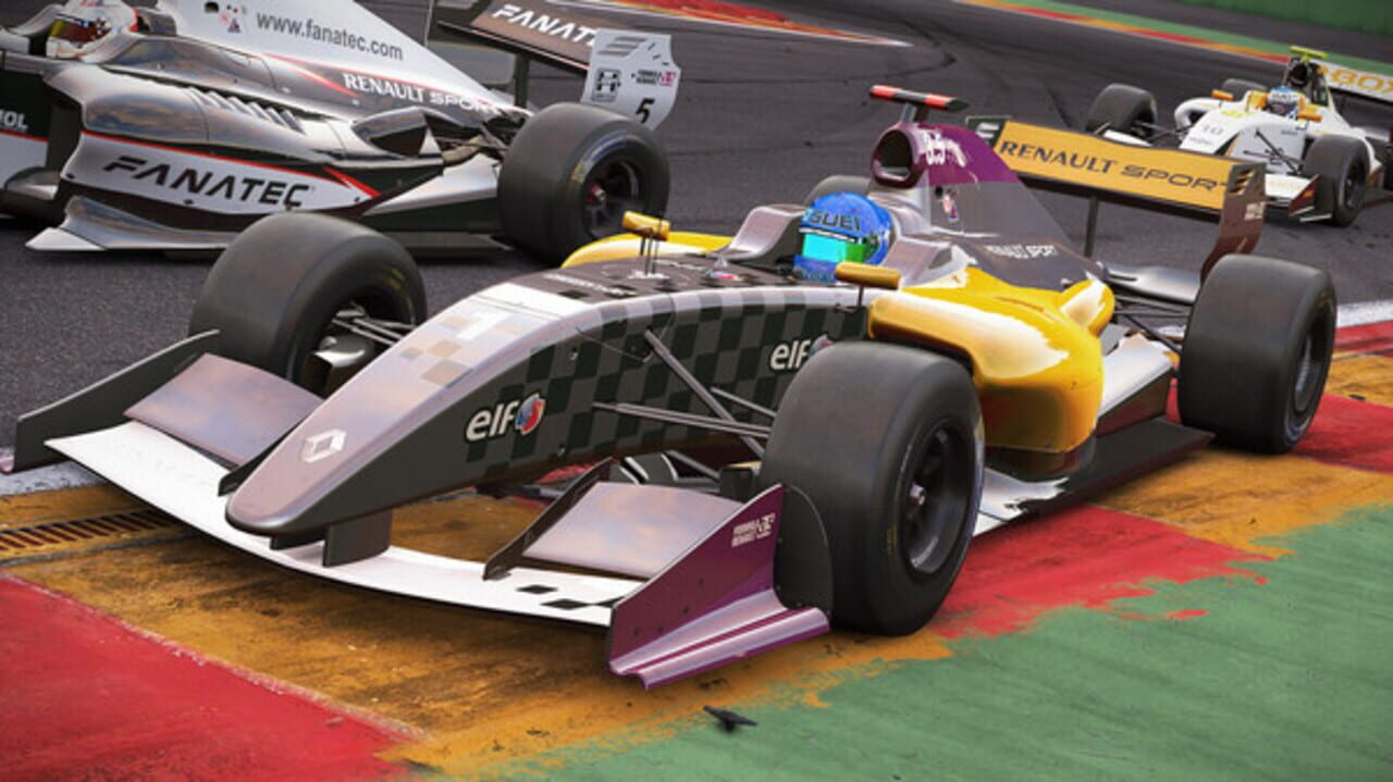Project CARS: Renault Sport Car Pack