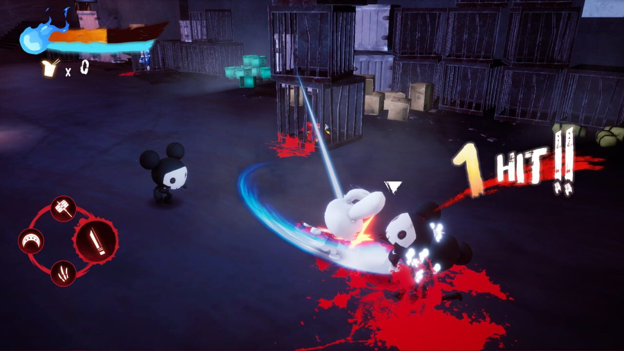 Bloody Bunny: The Game