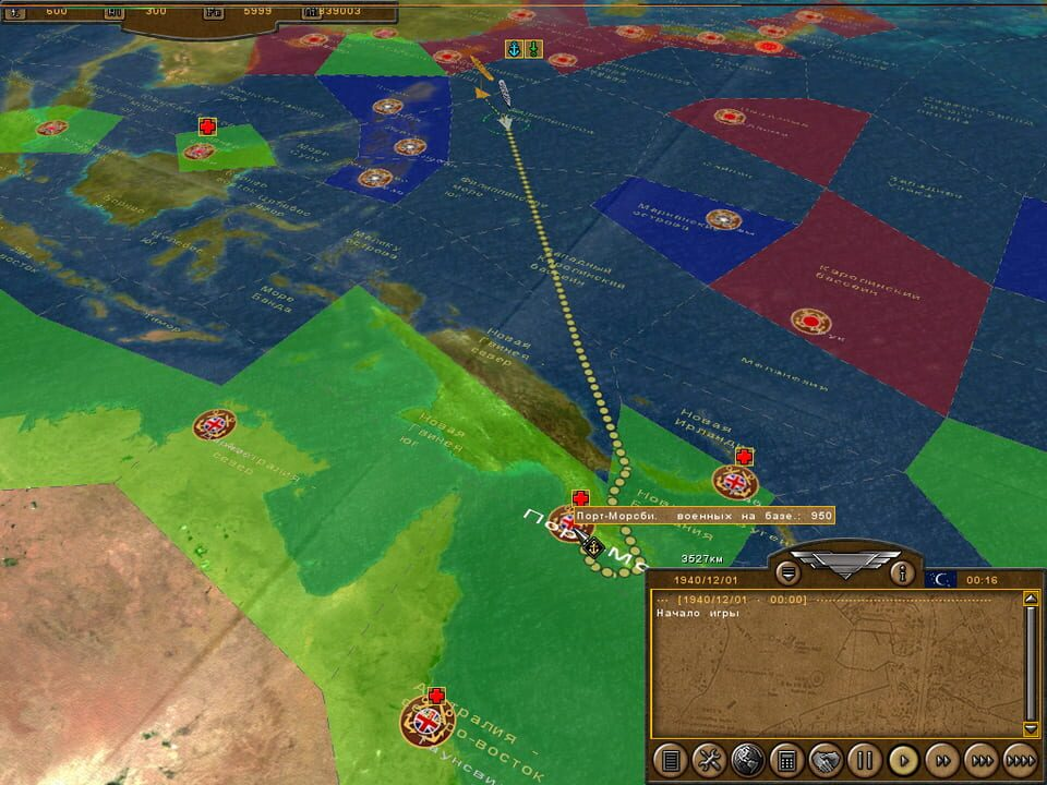 Pacific Storm: Allies