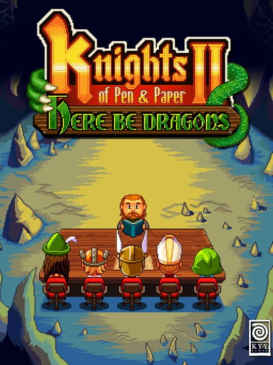 Knights of Pen & Paper 2 - Here Be Dragons