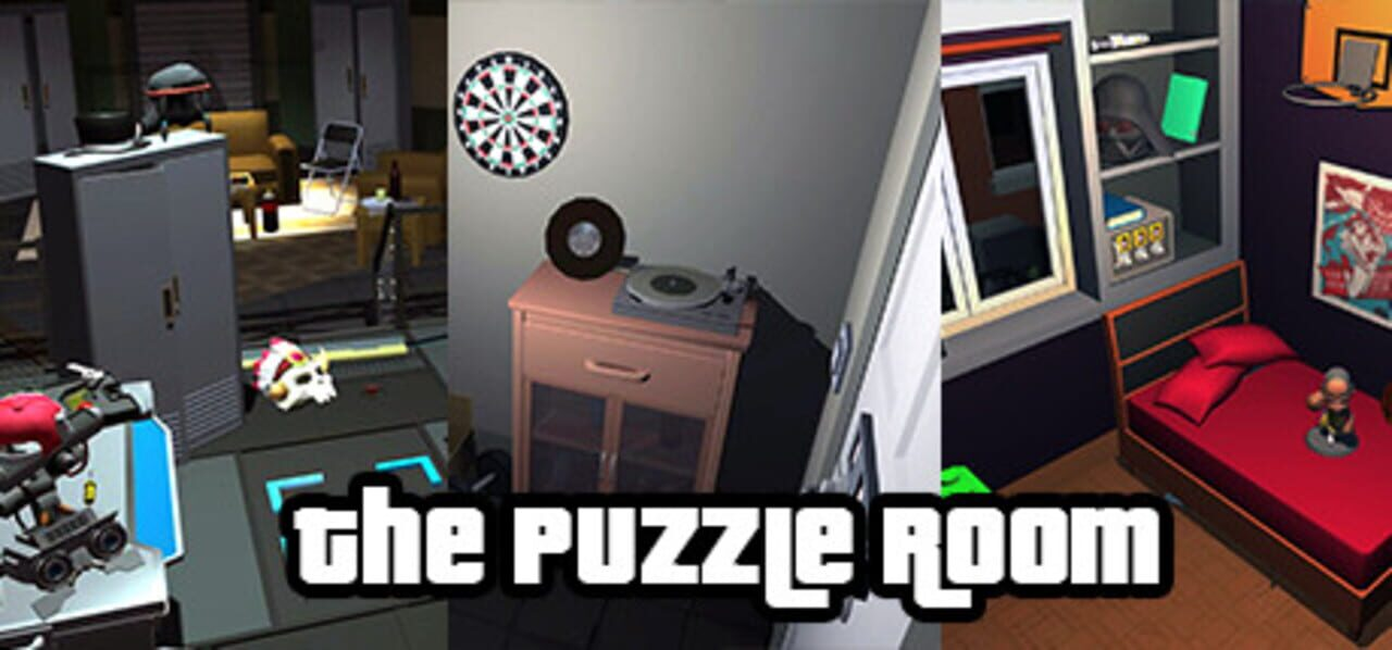 VR: The Puzzle Room