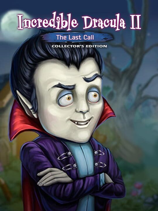 Incredible Dracula II: The Last Call - Collector's Edition